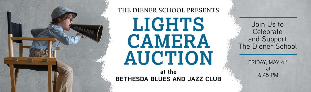2018 The Diener School Fundraiser and Auction