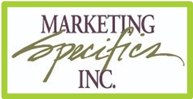 Marketing Specific Inc. Logo Diener School Sponsor